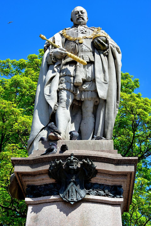 King Edward VII Memorial - City Collection