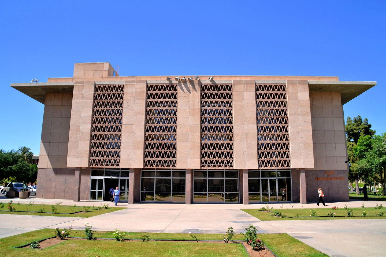 Arizona State Representatives >> House Of Representatives Building In Phoenix Arizona