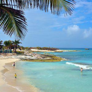 History of Great Stirrup Cay, Bahamas - Encircle Photos