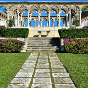The Cloisters in Nassau, Bahamas - Encircle Photos
