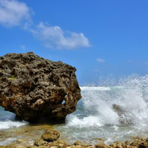 Legend of Village Name at Bathsheba, Barbados - Encircle Photos