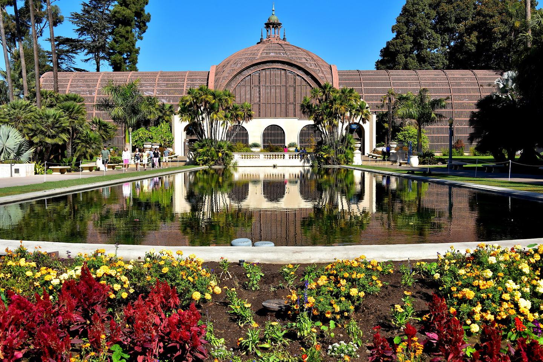 Botanical Building At Balboa Park In San Diego California Encircle Photos
