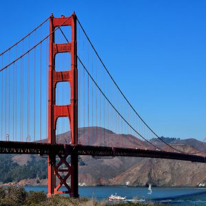 Golden Gate Bridge in San Francisco, California - Encircle Photos