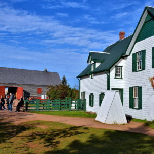 Green Gables House in Cavendish, Canada - Encircle Photos