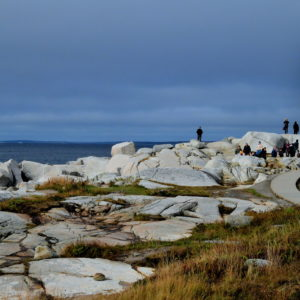 Peggy's Point Lighthouse in Peggy's Cove, Canada - Encircle Photos