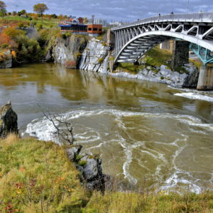 Reversing Falls in Saint John, Canada - Encircle Photos