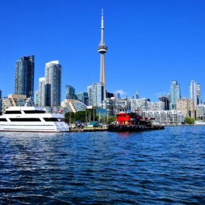 Toronto Waterfront, ON, Canada
