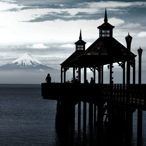 Osorno Volcano and Lake Llanquihue in Frutillar, Chile - Encircle Photos