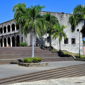 Alcázar de Colón at Spain Plaza in Santo Domingo, Dominican Republic - Encircle Photos