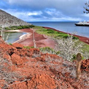 Incredible Scenery of Rábida Island in Galápagos, EC - Encircle Photos