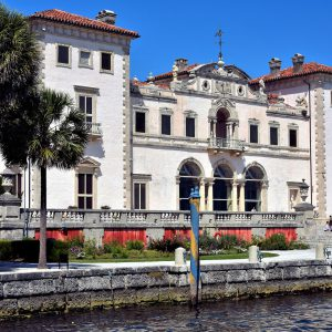 Vizcaya Museum Main House in Miami, Florida - Encircle Photos