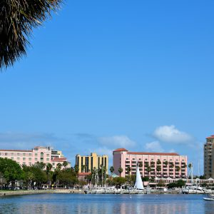 Vinoy Yacht Basin Marina in St. Petersburg, Florida - Encircle Photos