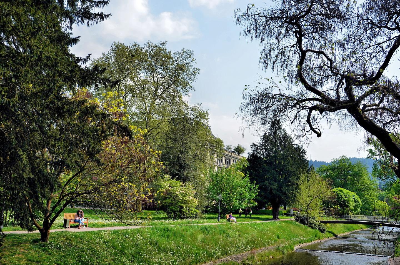 Lichtentaler Allee Baden-Baden