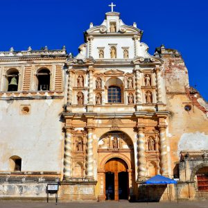 San Francisco el Grande Church in Antigua, Guatemala - Encircle Photos
