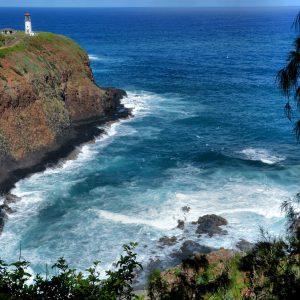 Kīlauea Point near Kīlauea on Kaua'i, Hawaii - Encircle Photos