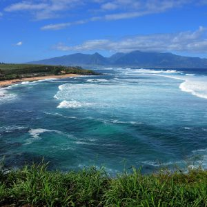 Ho'okipa Lookout Scenic View along Hāna Highway, Maui, Hawaii - Encircle Photos