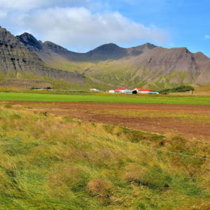 Réttarskarð Farm on Snæfellsnes Peninsula, Iceland - Encircle Photos