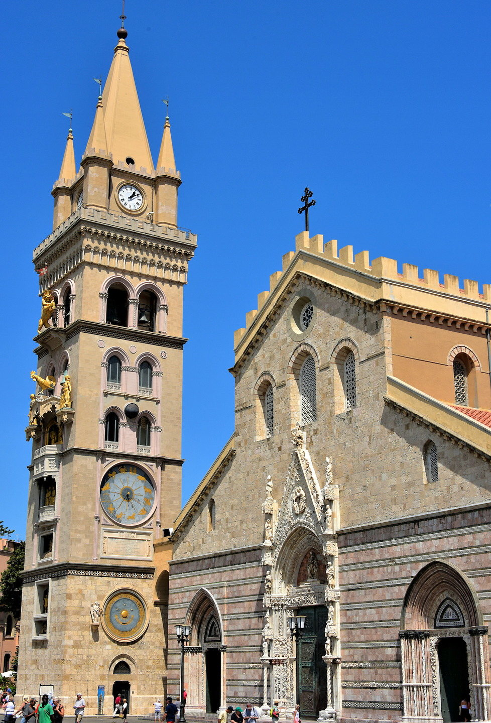 Cathedral of Messina in Messina, Italy - Encircle Photos
