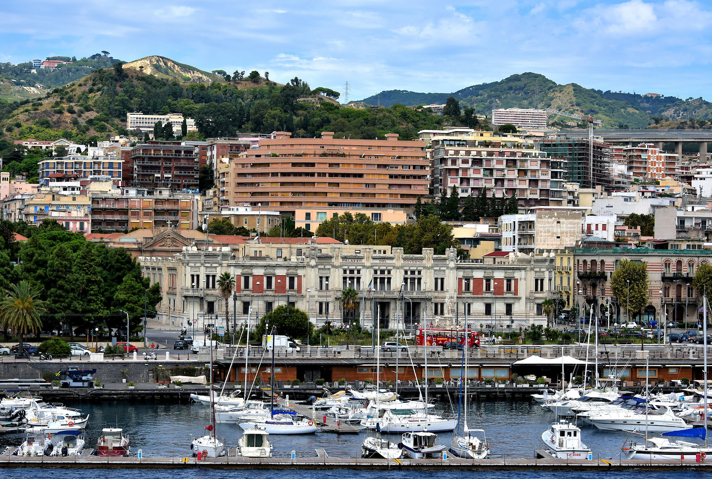 Cityscape and History of Messina, Italy - Encircle Photos