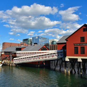 Boston Tea Party Museum in Boston, Massachusetts - Encircle Photos