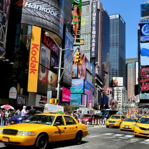 Times Square in New York City, New York - Encircle Photos