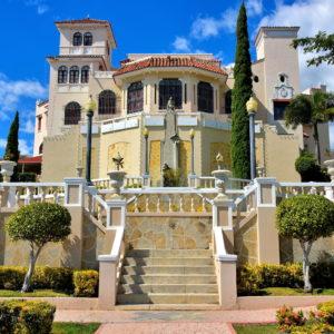 Castillo Serrallés in Ponce, Puerto Rico - Encircle Photos