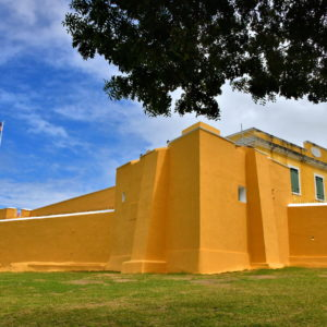 Fort Christiansvaern in Christiansted, Saint Croix - Encircle Photos