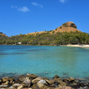 Pigeon Island National Park at Gros Islet, Saint Lucia - Encircle Photos
