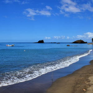 Beach at Barrouallie, Saint Vincent - Encircle Photos