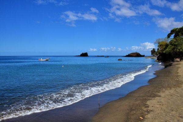 Beach at Barrouallie, Saint Vincent - Encircle Photos