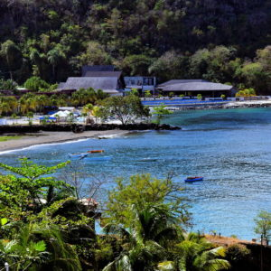 Buccament Bay Resort in Buccament, Saint Vincent - Encircle Photos