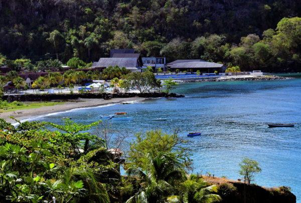 Buccament Bay Resort in Buccament, Saint Vincent - Encircle Photos