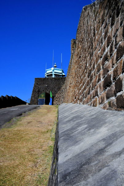 Brief History of Fort Charlotte in Clare Valley, Saint Vincent - Encircle Photos