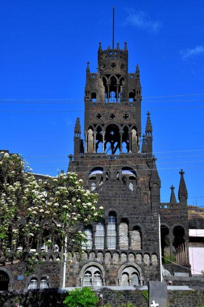 Assumption Cathedral in Kingstown, Saint Vincent - Encircle Photos