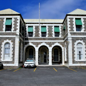 Courthouse Building in Kingstown, Saint Vincent - Encircle Photos