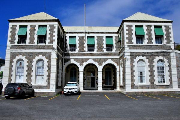 Courthouse Building in Kingstown, Saint Vincent - Encircle Photos