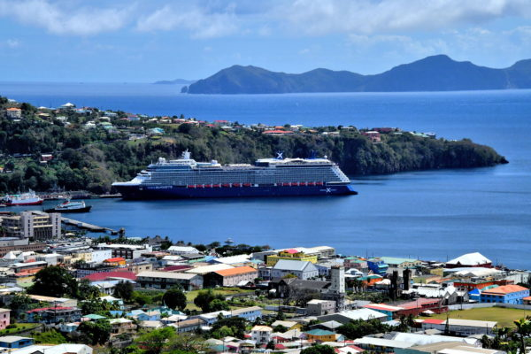 Returning to Your Ship in Kingstown, Saint Vincent - Encircle Photos