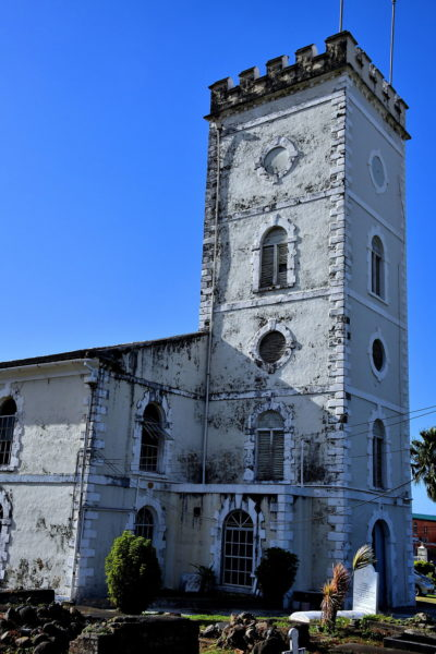 St George's Cathedral in Kingstown, Saint Vincent - Encircle Photos