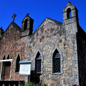 Sacred Heart Church in Rillan Hill, Saint Vincent - Encircle Photos
