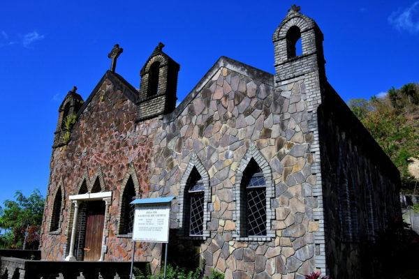 Sacred Heart Church in Rillan Hill, Saint Vincent - Encircle Photos