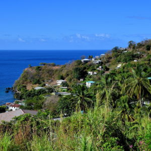 Road Trip along Caribbean Coast of Saint Vincent - Encircle Photos