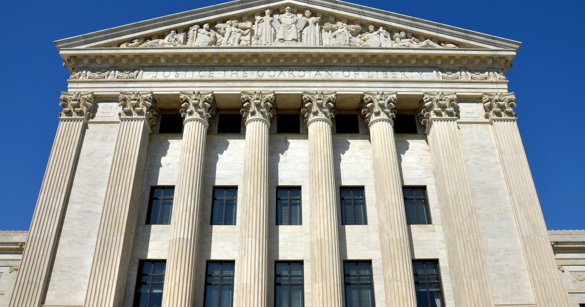 an introduction to the united state supreme court Introduction to the federal court system the supreme court of the united states, in washington, dc, is the highest court in the nation.